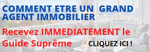 comment etre un grand agent immobilier